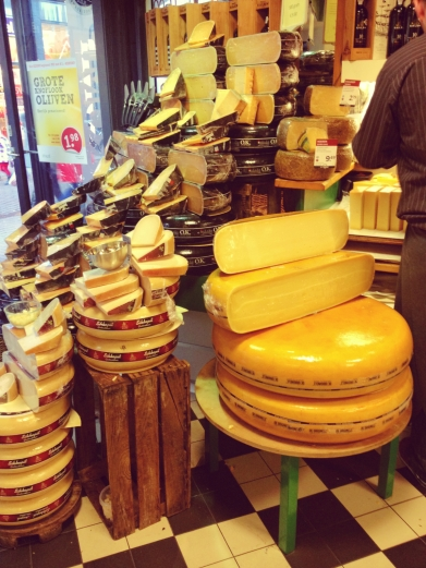 all the cheese I could ever want in ONE store. with samples.
