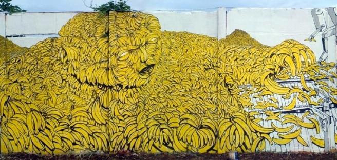 Blu Mural - Nicaragua. 2005
