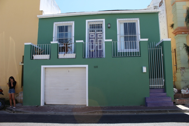 UHBSESSED with the colour of this house.